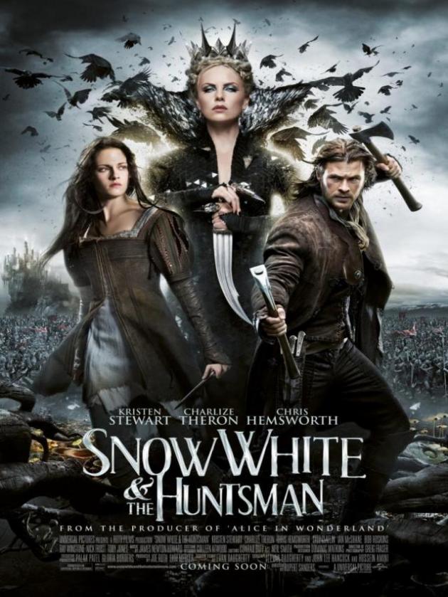 Branca de Neve e a Lenda do Caçador (2012)