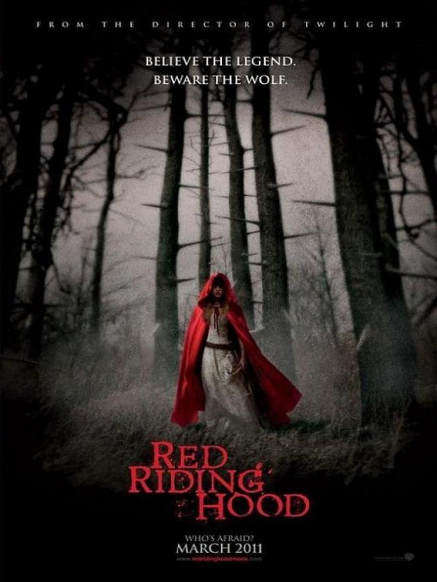 Caperucita Roja, ¿A quién tienes miedo? (2011)