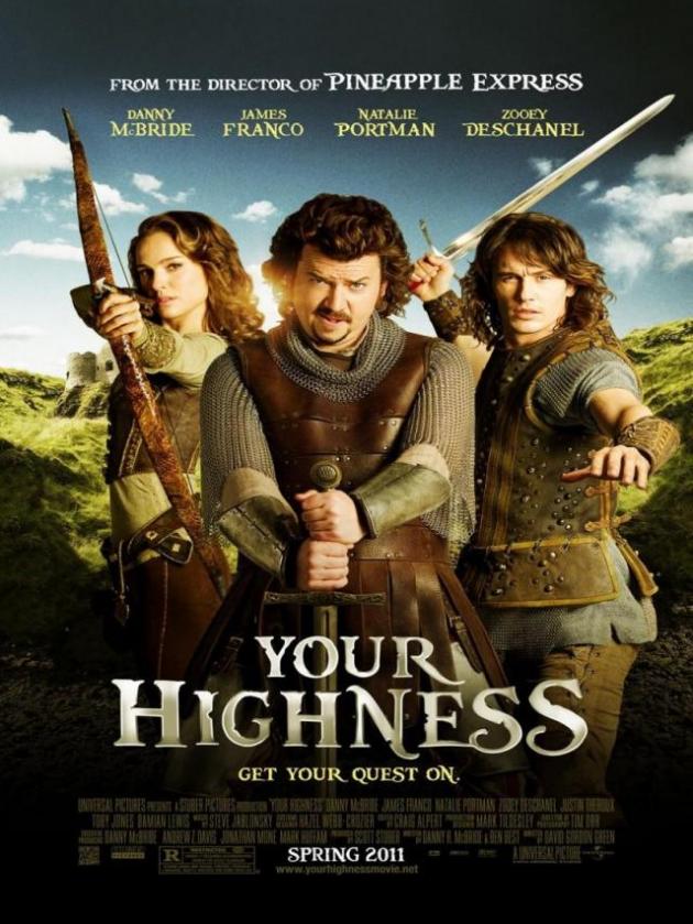 Cavaleiros, princesas e outros animais (2011)