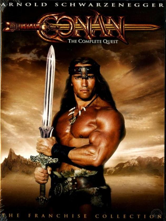 Conan, the barbarian (1982)