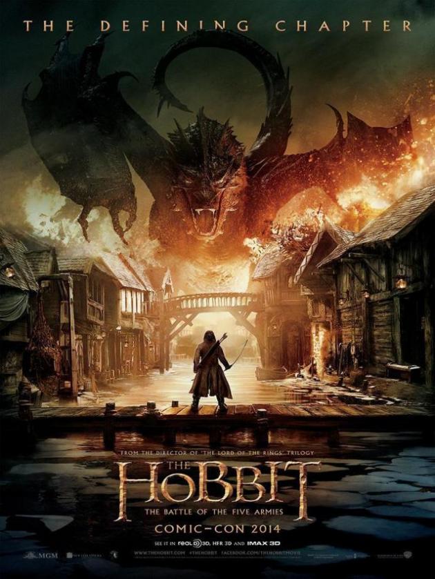Der Hobbit: Die Schlacht der fünf Armeen (2014)