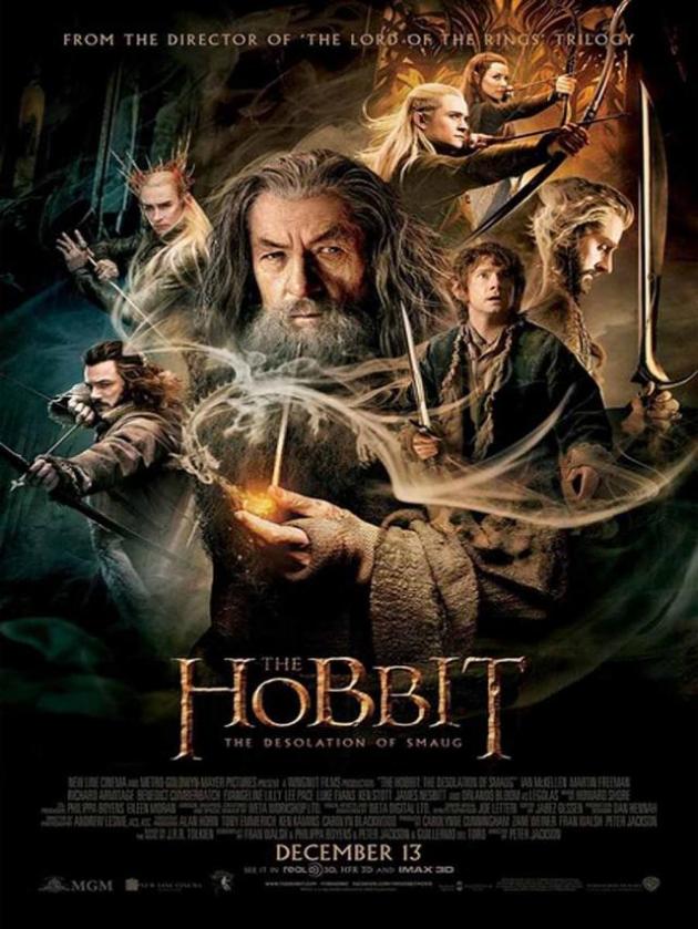 Der Hobbit: Die Verwüstung von Smaug (2013)
