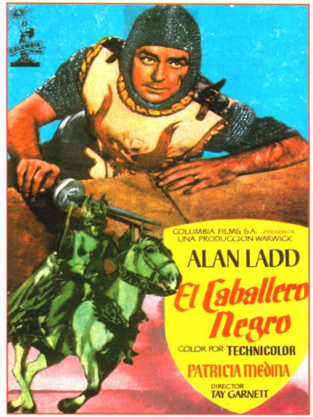 Der schwarze Ritter (1954)