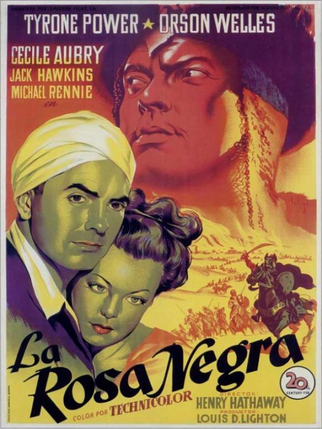 Die schwarze Rose (1950)
