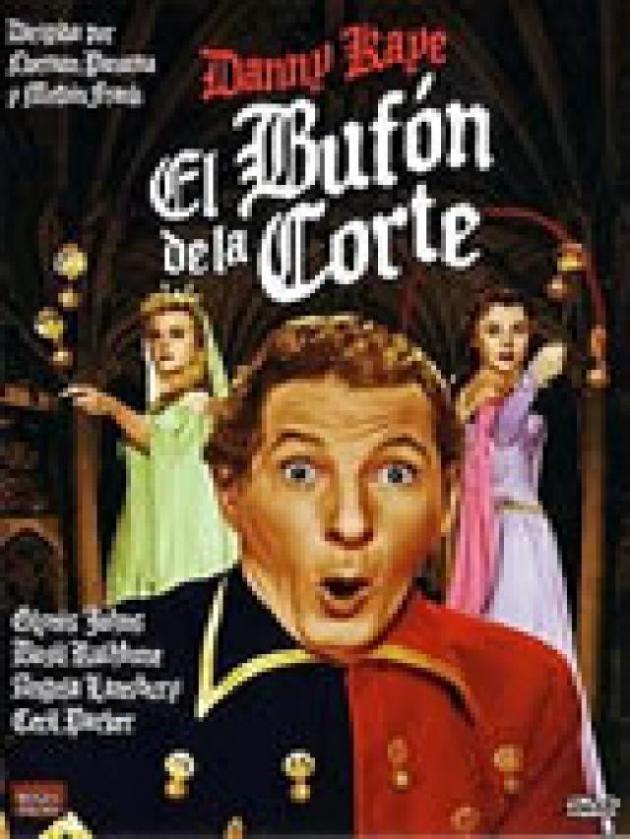 El bufón del rey (1956)