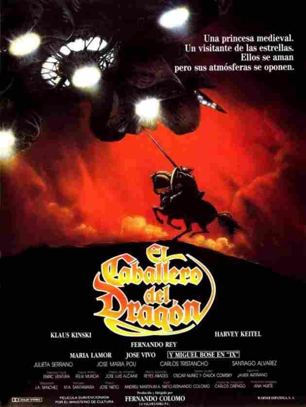 El caballero del dragón (1985)