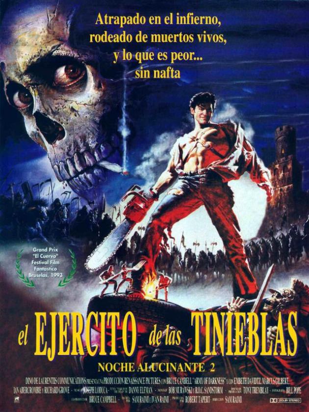 El ejército de las tinieblas (1992)