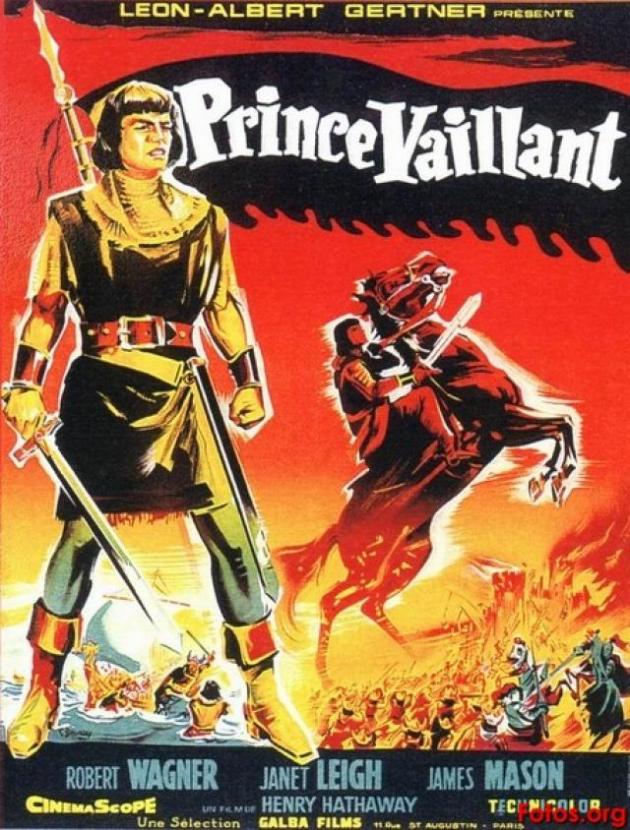 El Príncipe valiente (1954)