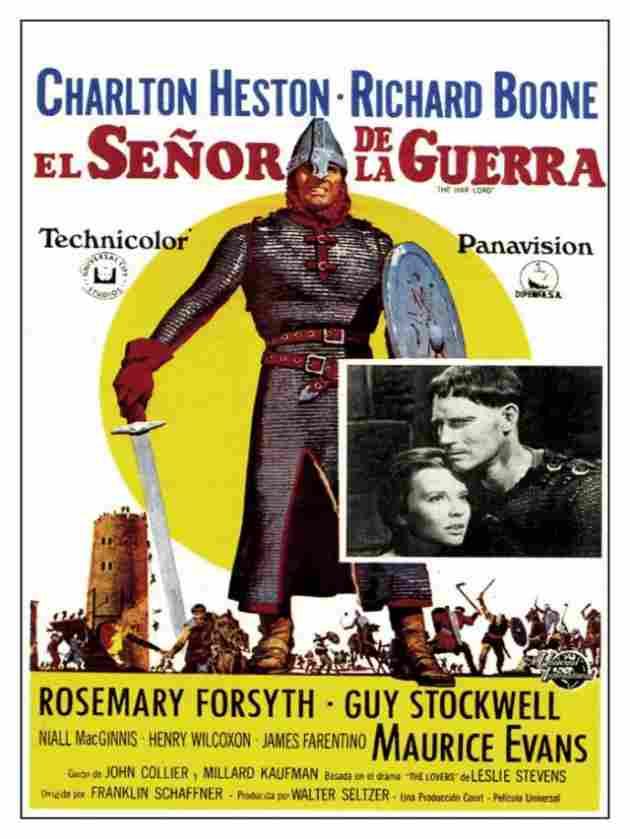 El señor de la guerra (1965)