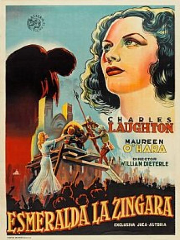 Esmeralda, la zíngara (1939)