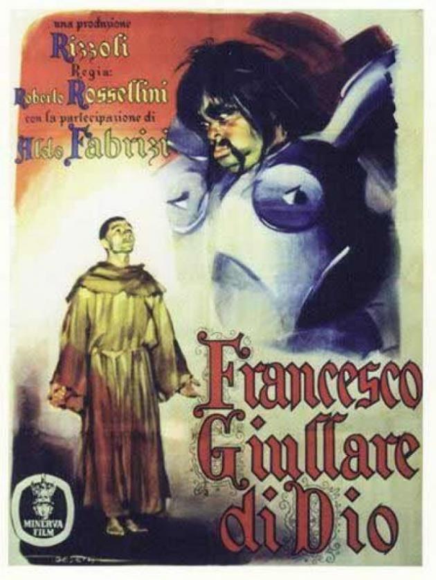 Francisco, juglar de Dios (1950)