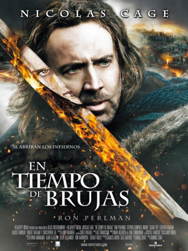 In der Zeit der Hexen (2011)