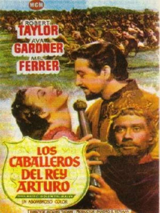 Ksatria Raja Arthur (1953)