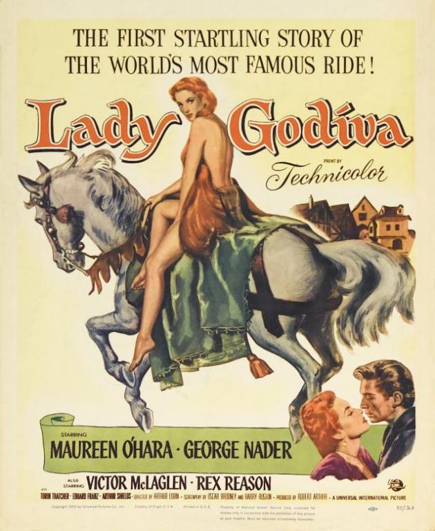 Lady Godiva (1955)