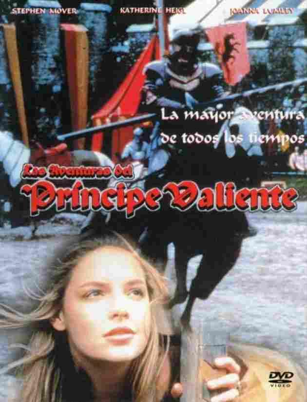 Las aventuras del príncipe Valiente (1997)