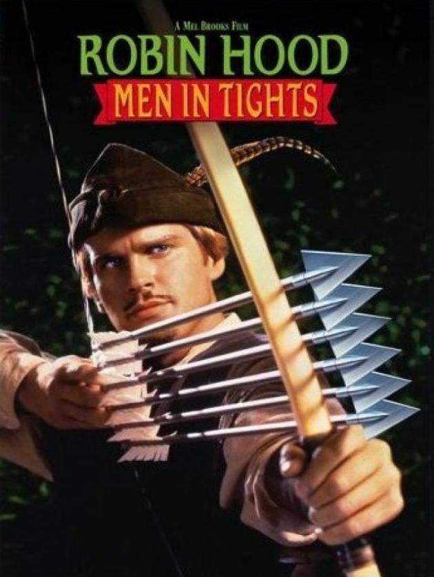 Las locas, locas aventuras de Robin Hood (1993)