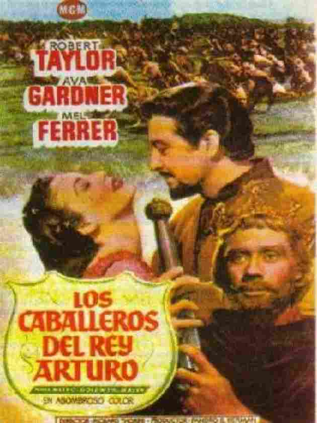 Los caballeros del Rey Arturo (1953)