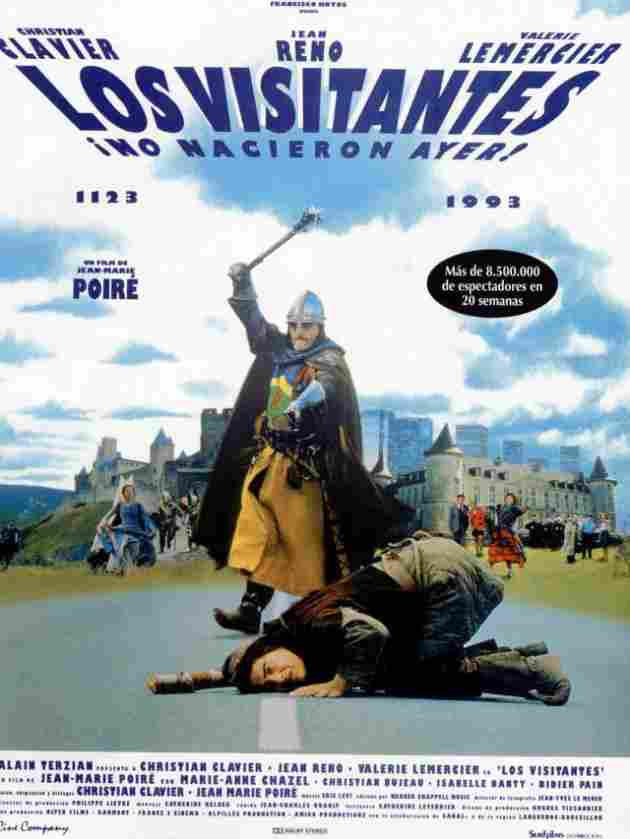 Los visitantes (1993)