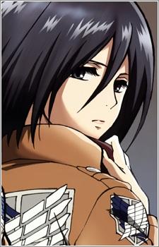 Mikasa Ackerman.