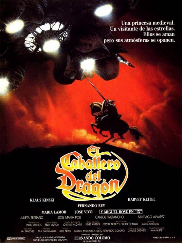 O Cavaleiro do Dragão (1985)