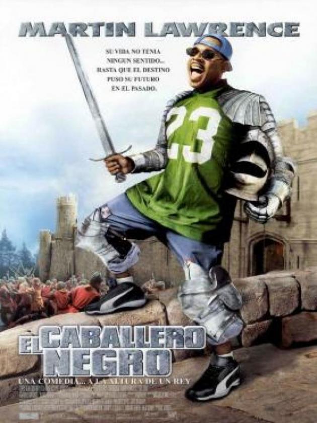 O Cavaleiro Negro (2001)