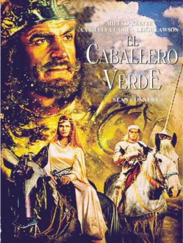 O Cavaleiro Verde (1984)