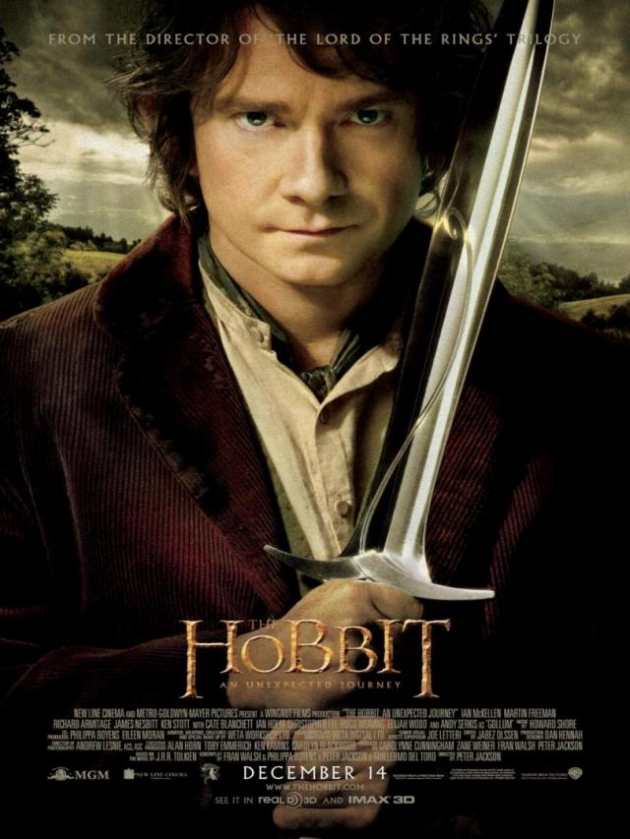 O Hobbit: Uma Viagem Inesperada (2012)