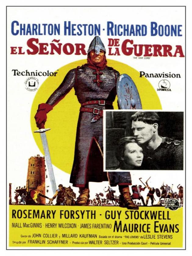 O senhor da guerra (1965)