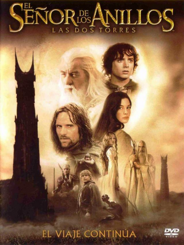 O Senhor dos Anéis: As Duas Torres (2002)