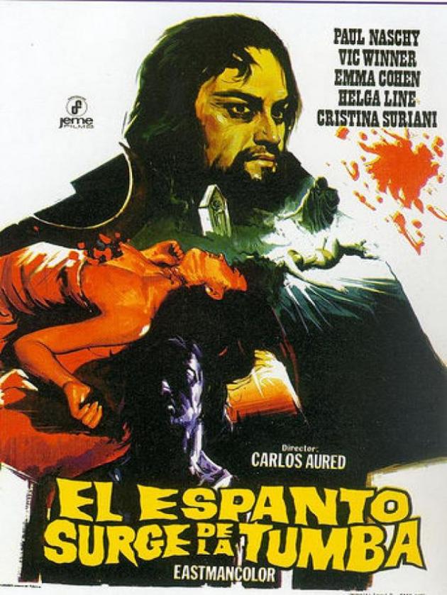 O susto surge da sepultura (1973)