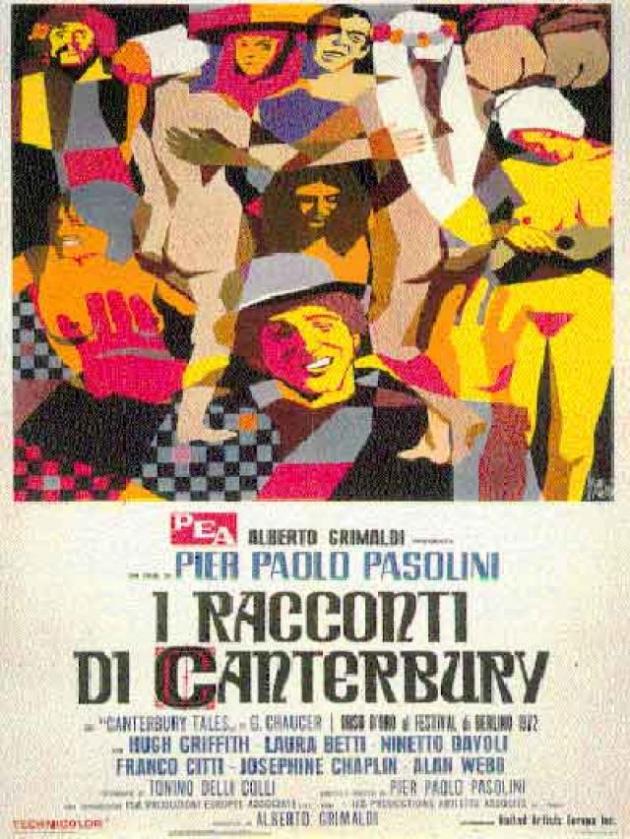 Os Contos de Canterbury (1972)