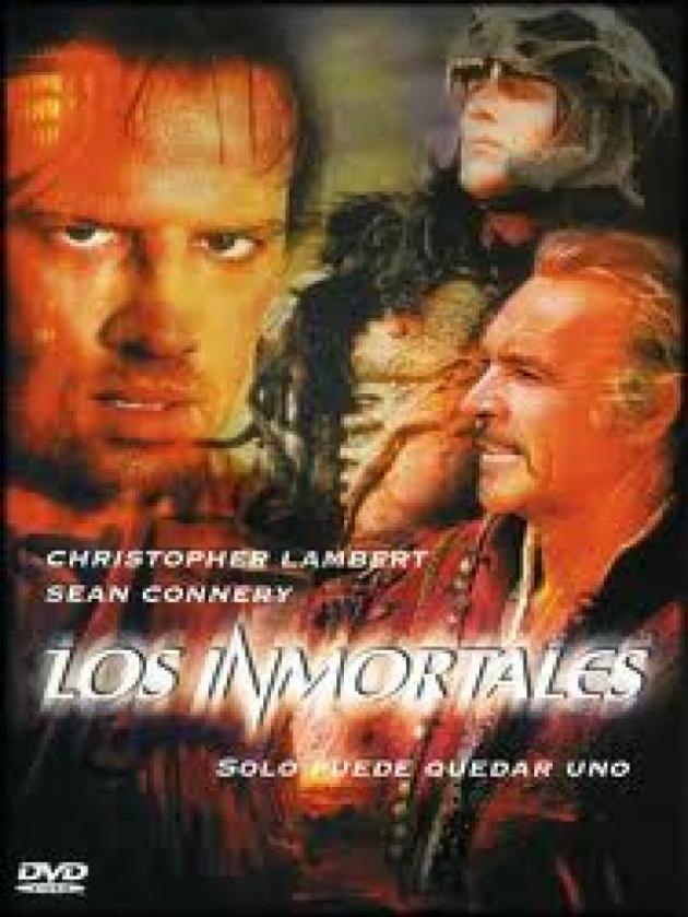 Os imortais (1986)