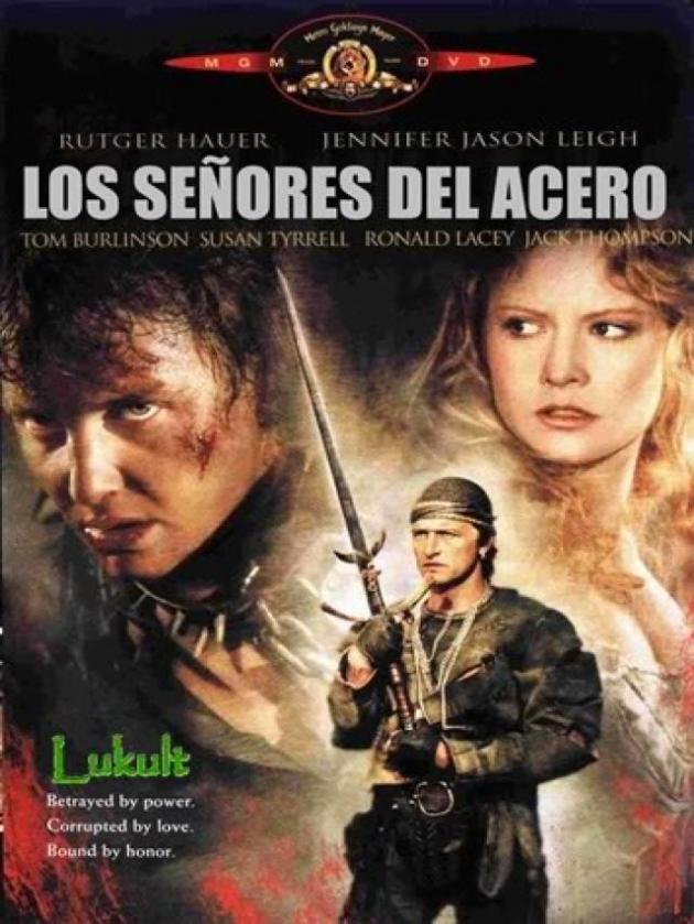 Os Senhores do Aço (1985)