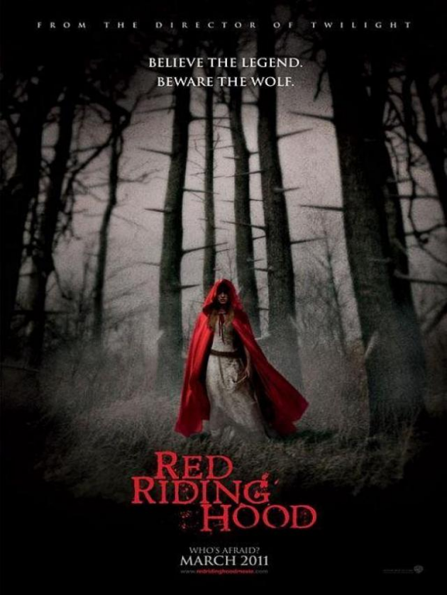 Red Riding Hood who you afraid? (2011)
