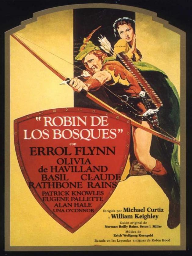 Robin de los bosques (1938)