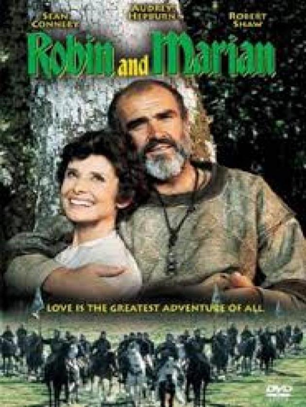 Robin y Marian (1976)