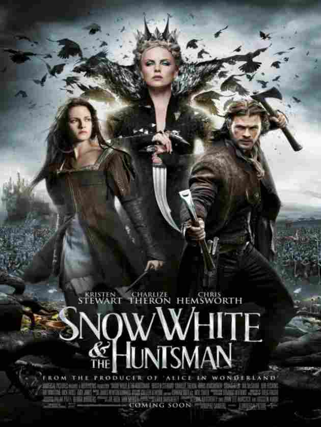 Snow White and the Legend of the Hunter (2012)