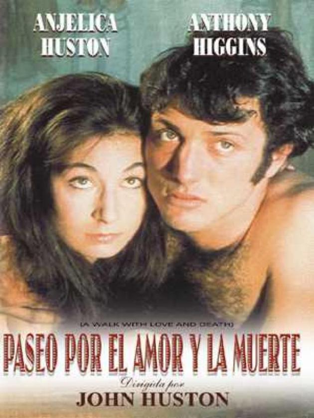 Spaziergang für Liebe und Tod (1969)