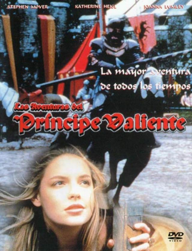 The Adventures of Prince Brave (1997)