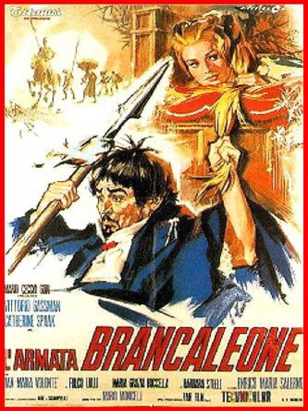 The Brancaleone Army (1966)