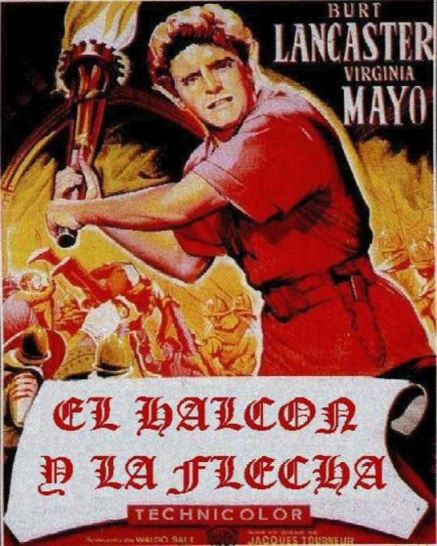 The Falcon and the Arrow (1950)