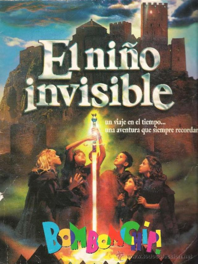 The invisible boy (1995)