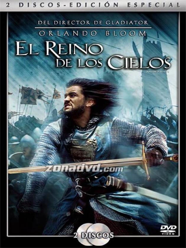 The kingdom of heaven (2005)