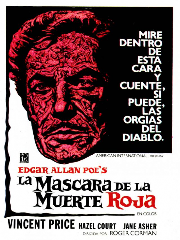 The Red Death Mask (1964)
