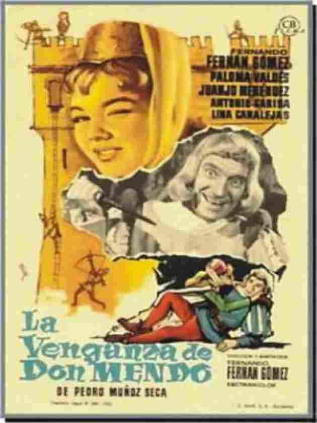 The revenge of Don Mendo (1961)