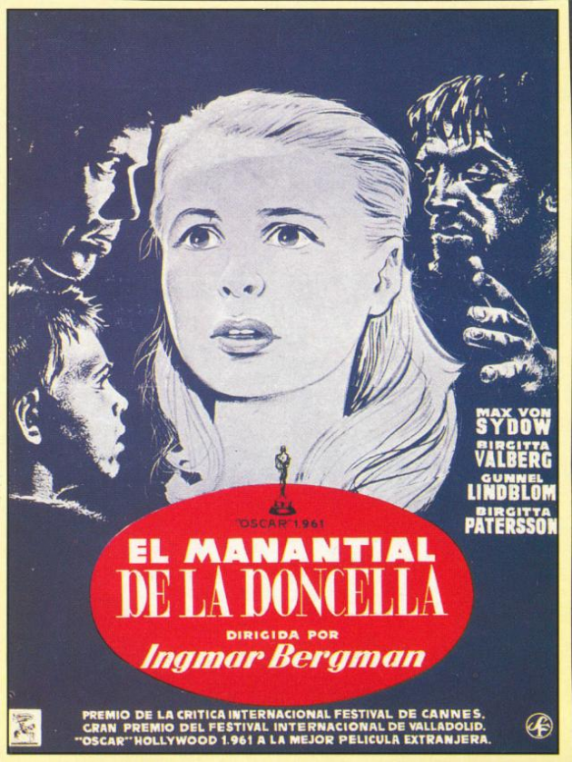 The spring of the maiden (1960)