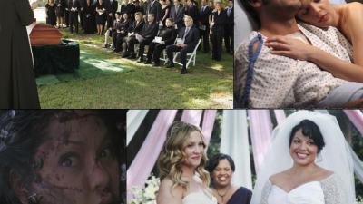 Destaques de Grey's Anatomy