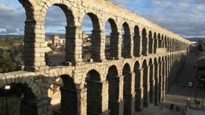 Os 10 aquedutos romanos para admirar