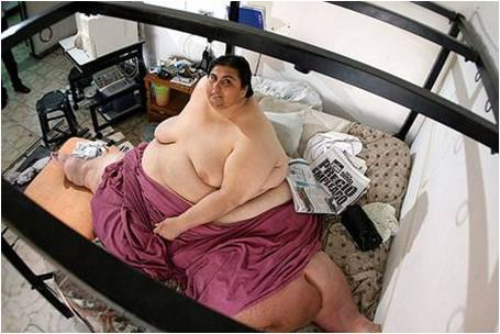 Самый толстый мужчина