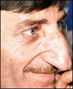 Самый длинный нос